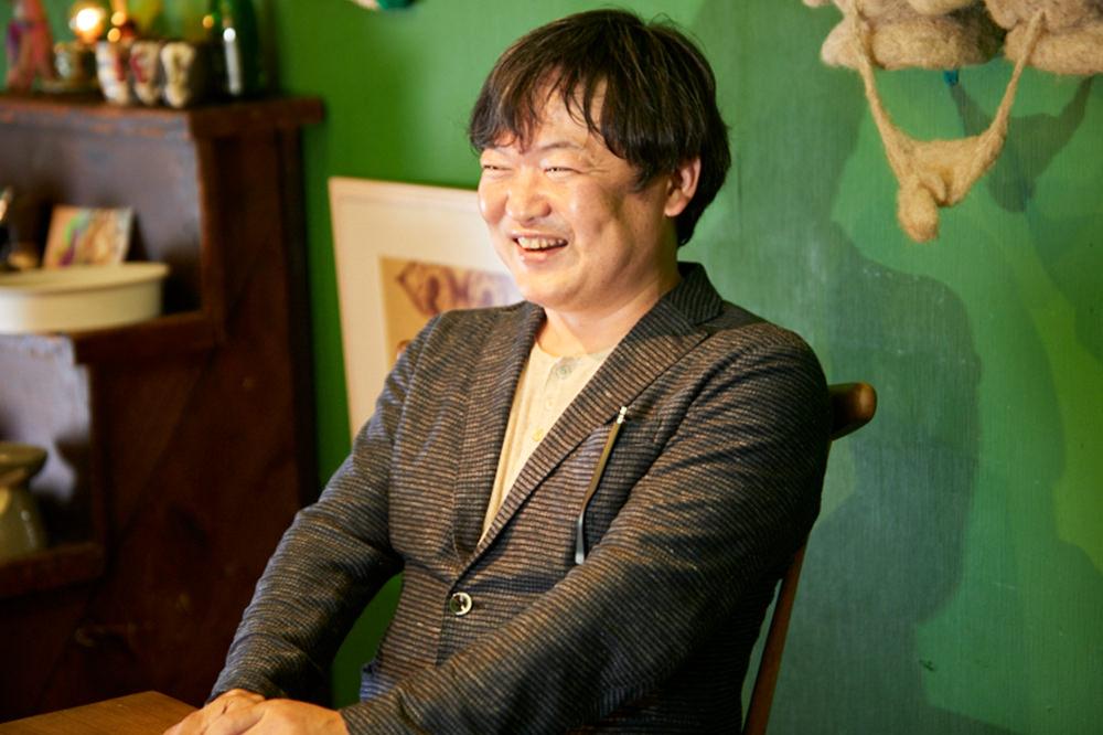 座談会に参加する和田教授の写真