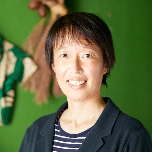 保井智香子准教授の写真