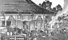 大津波が来たときに逃げ込むべきは「寺社仏閣」かも?